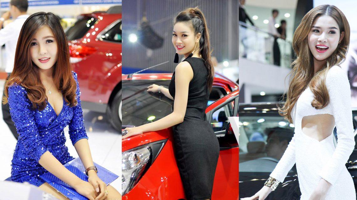 PG motor show roadshow