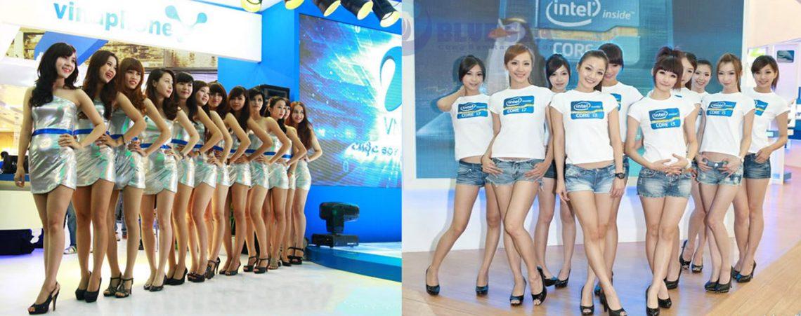 Cung cấp pg người mẫu model event sự kiện
