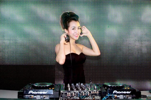 Cung cấp DJ