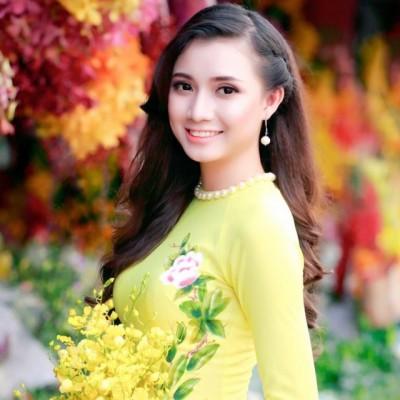 Người mẫu Nguyễn Bích Ngọc