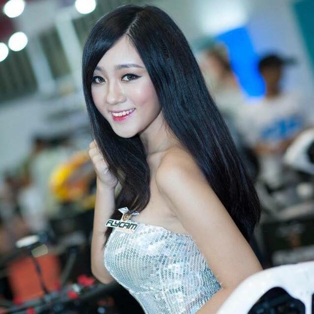 Người mẫu Phạm Võ Thanh Hiền