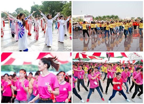 Cung cấp nhóm nhảy flashmob