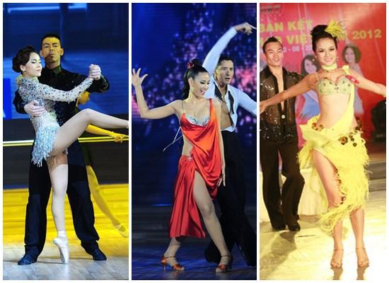 nhóm nhảy dance sport