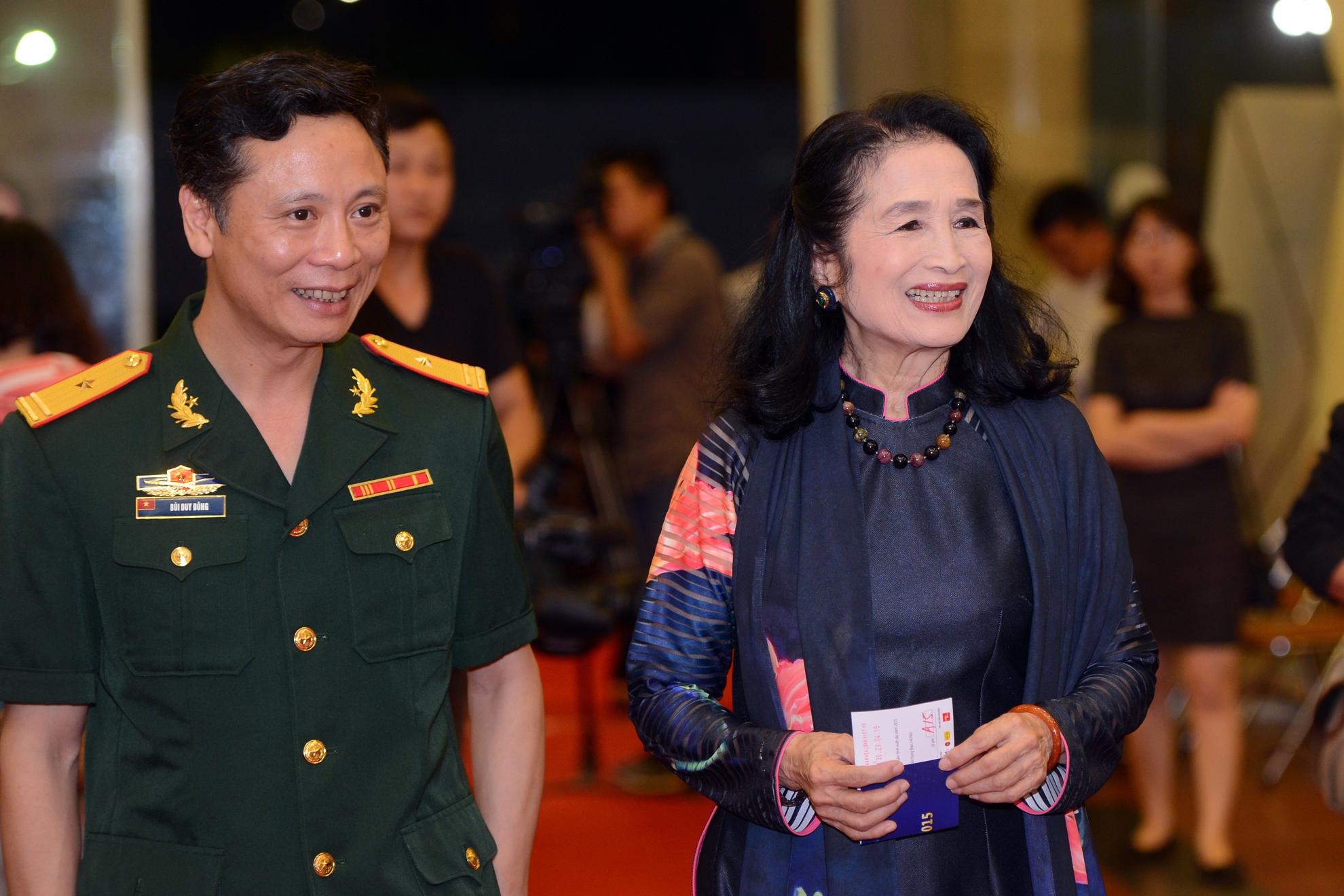 Người đẹp màn ảnh Cánh diều vàng 2015-12
