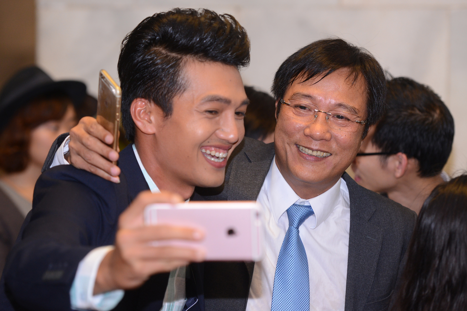 Người đẹp màn ảnh Cánh diều vàng 2015
