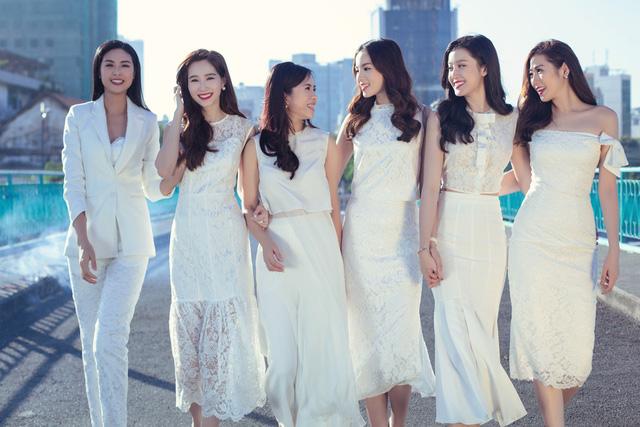 Bạn yêu ai trong 5 Hoa hậu, Á hậu đẹp nhất Việt Nam này?