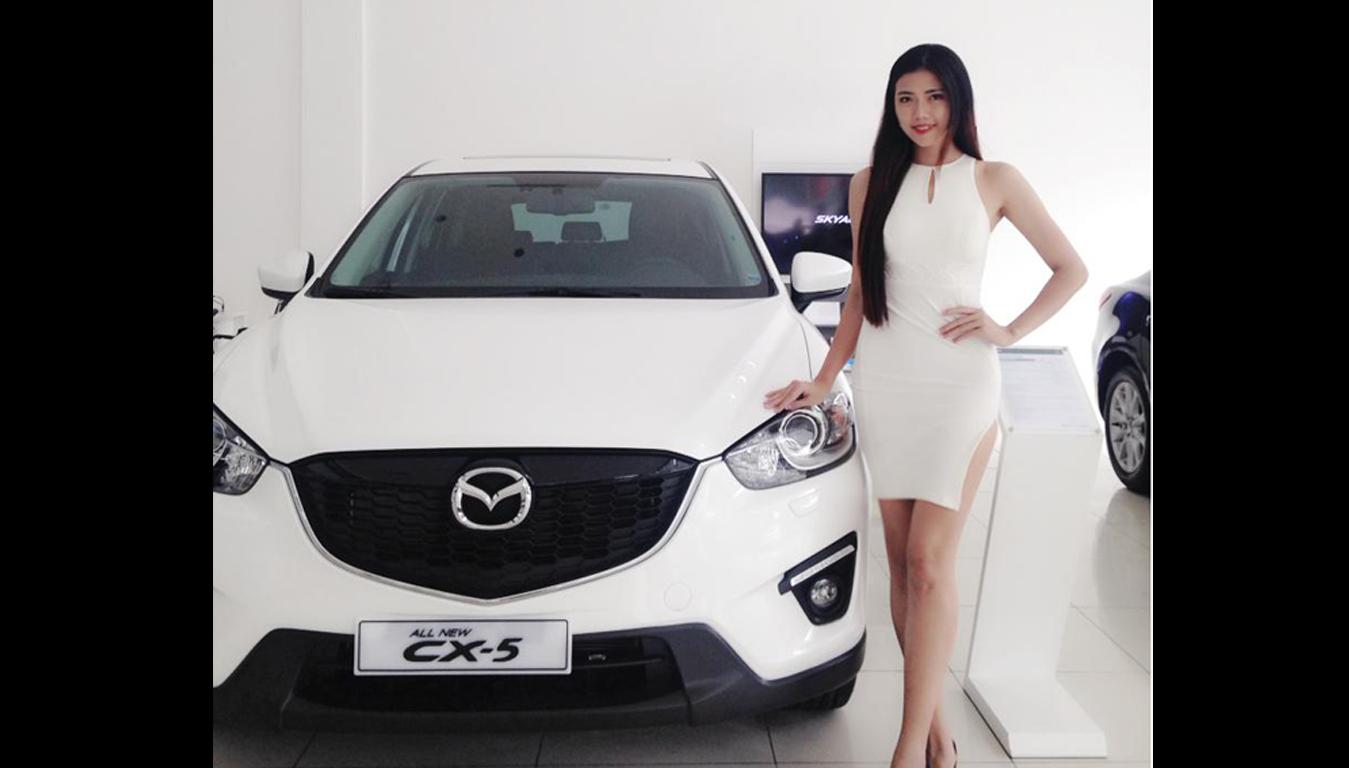 Cung cấp nhân sự người mẫu Nguyễn Thị Cẩm Thu