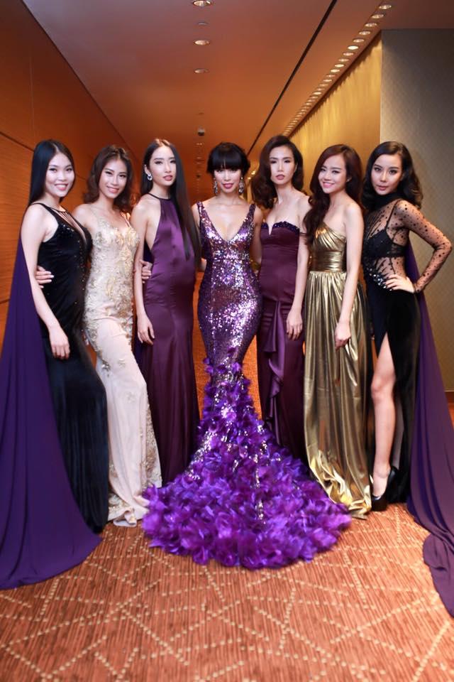 Cung cấp người mẫu dự sự kiện, event