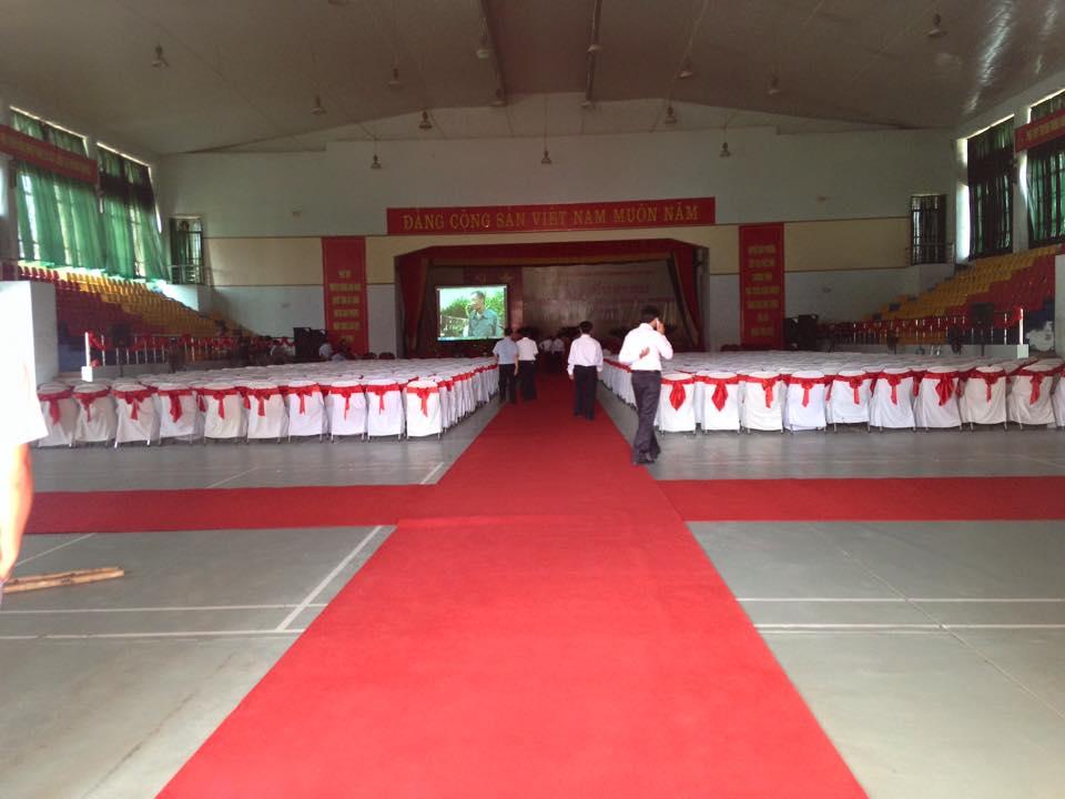tổ chức lễ khai trương trọn gói