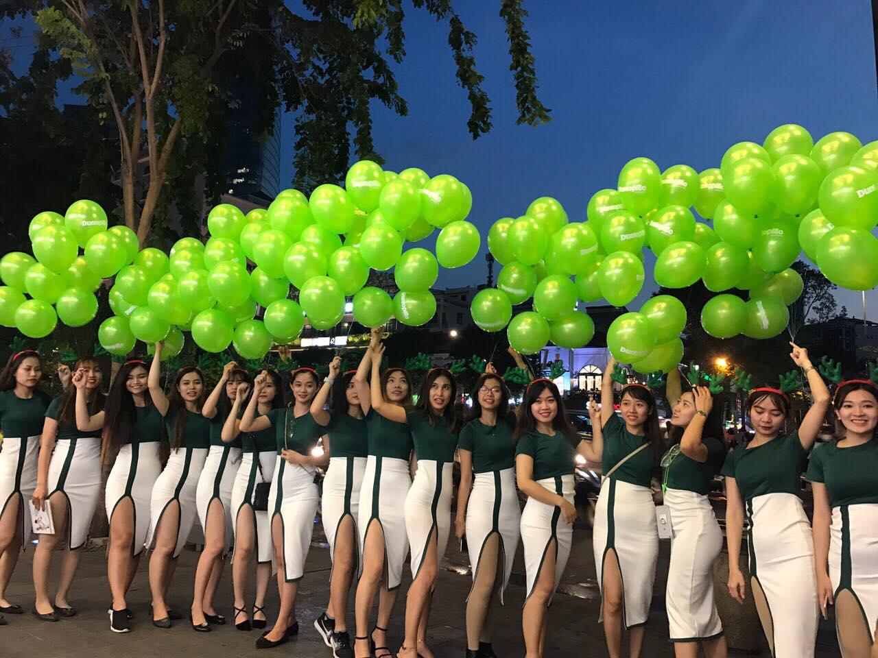 PG Event Sự Kiện ở Hồ Chí Minh