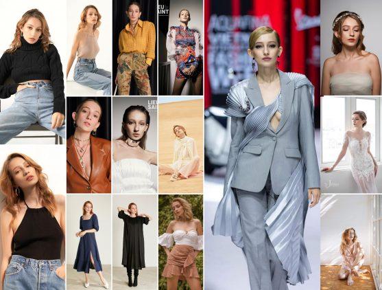 Những loại hình người mẫu