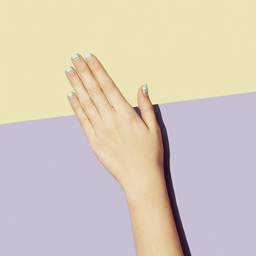Nghề mẫu bàn tay